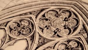 inspiration architecture gothique, Christophe Lainé designer joaillerie